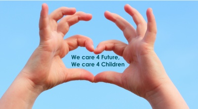 We care 4 Future, We care 4 Children